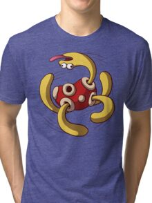 Shuckle Used Rollout! Tri-blend T-Shirt