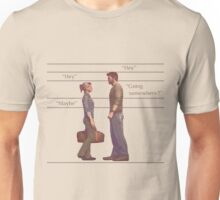 Nate and Elena Unisex T-Shirt