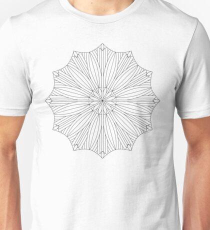 Ahna Mandala - Paint Your Own Unisex T-Shirt