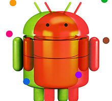 Android exploding colours by mikath