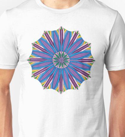 Ahna Mandala #1 Unisex T-Shirt