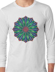 Ahna Mandala #2 Long Sleeve T-Shirt
