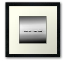 Trio - Crosshaven Co. Cork Framed Print