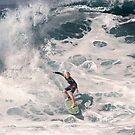 John John Florence 2006: Surfing The Pipeline at 14. by Alex Preiss