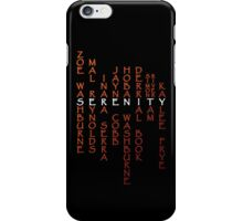 Part of the Crew iPhone Case/Skin