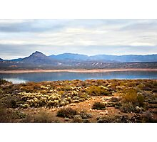 Apache Trail The End Photographic Print