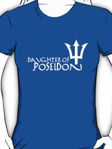 Daughter of Poseidon, in white T-Shirt
