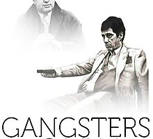 gangsters only by alldae16
