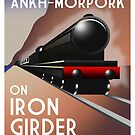 Visit Ankh-Morpork on Iron Girder by Paulychilds