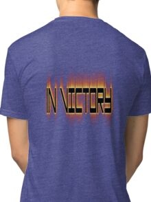 In Victory Tri-blend T-Shirt