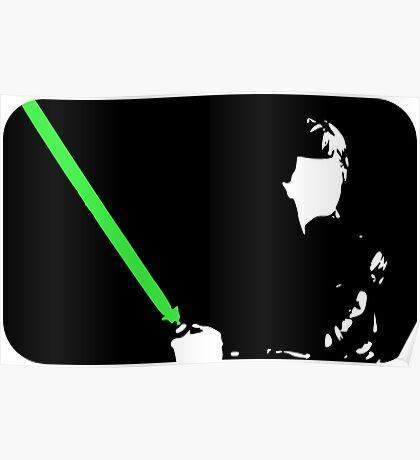 Star Wars - Luke Skywalker Poster
