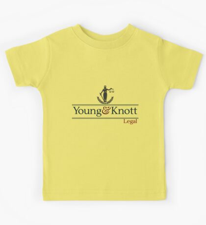Young and Knott Legal Kids Tee
