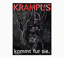 Krampus kommt fur sie. Unisex T-Shirt