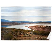 Apache Trail The Oasis Poster