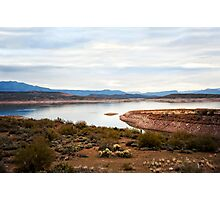 Apache Trail The Oasis Photographic Print