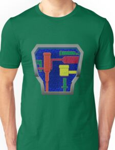 B.A.T.S. Variant 3.0 lower on chest Unisex T-Shirt