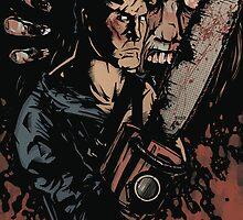 Evil Dead by Killustration
