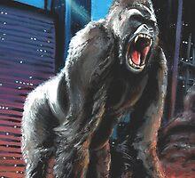 King Kong by Killustration