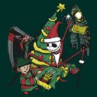 The Christmas Before Nightmare by DarthBoard