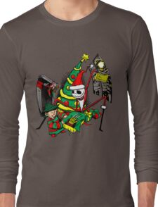 The Christmas Before Nightmare Long Sleeve T-Shirt