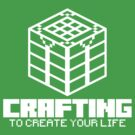 Crafting Table - To create your Life (white) by hardwear