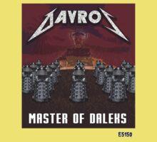 Davros - Master of Daleks! One Piece - Short Sleeve