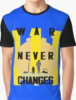 War Never Changes Graphic T-Shirt
