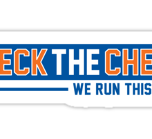 CHECK THE CHEST | New York Knicks Sticker