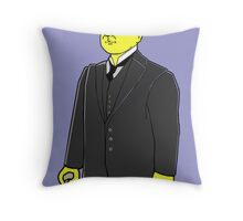 Mr Bates - Downton Abbey Throw Pillow