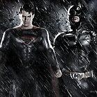 Batman Superman - Justice  by EdUnderground