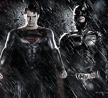 Batman Superman - Justice  by EdUnderground