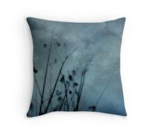 Seaside Storm Throw Pillow