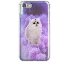 Pastel Goth Kitty. iPhone Case/Skin