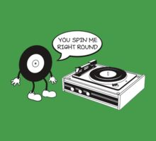 You Spin Me Right Round by Rob DelZotto