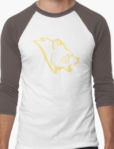 Windhelm Alternate Color Men's Baseball ¾ T-Shirt