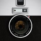 Vintage Camera - for Samsung Galaxy by Benjamin Whealing