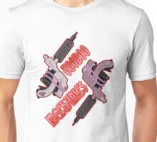 tattoo machines run on stardust, unicorn milk, and fervent wishes Unisex T-Shirt