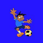Let's play soccer! by Cassy Wykes