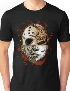 HORROR MASHUP Unisex T-Shirt