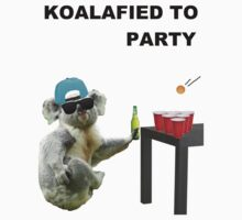 Koalafied to Party by plantmasta89