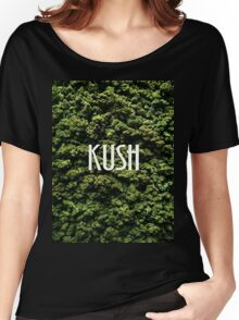 Kush Women's Relaxed Fit T-Shirt