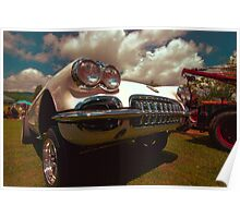 Looking Up Gasser Poster