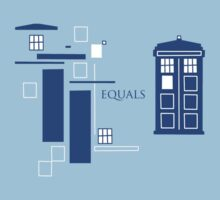 TARDIS  Kids Clothes