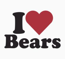 I Heart Love Bears by HeartsLove