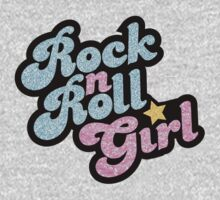 Rock n' Roll Girl Kids Clothes