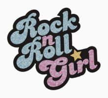 Rock n' Roll Girl by ssddesigns