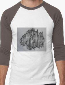 The Lonely Matrix Men's Baseball ¾ T-Shirt