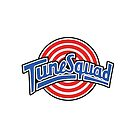 Tune Squad (Space Jam) iPhone Case by aschwall33