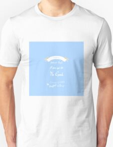 I Solemnly Swear That I'm Up to No Good- Blue T-Shirt