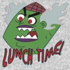 Lunch Time! by ChrisButler